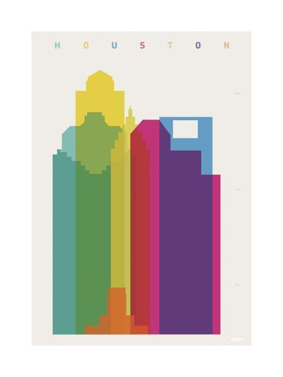 Houston-Yoni Alter-Giclee Print