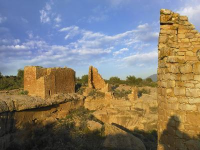 Hovenweep Castle, Hovenweep National Monument at Little Ruin Canyon, Utah-Tim Fitzharris-Photographic Print