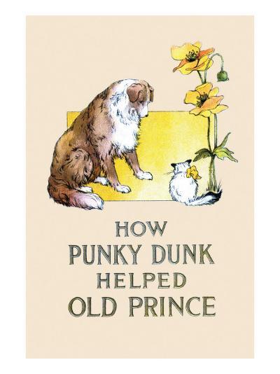 How Punky Dunk Helped Old Prince-Frances Beem-Art Print