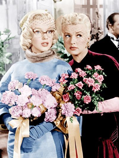 How to Marry a Millionaire, Marilyn Monroe, Betty Grable, 1953--Photo