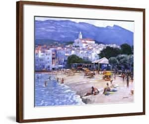 Along The Costa Brava by Howard Behrens