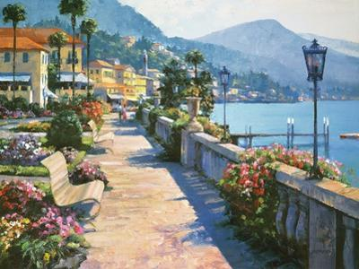 Bellagio Promenade by Howard Behrens