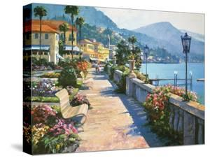 Bellagio Promenade by Howard Behrens
