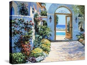 Hotel California by Howard Behrens