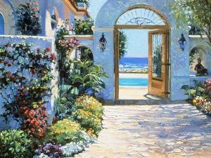 Hotel California by Howard Behrens