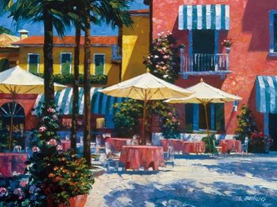 Inn at Lake Garda by Howard Behrens