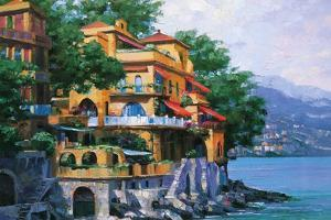 Portofino Villa by Howard Behrens