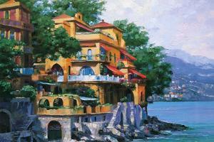 Portofino Villa by Howard Behrens