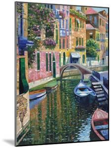 Romantic Canal by Howard Behrens