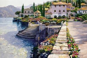 Stairway to Carlotta by Howard Behrens