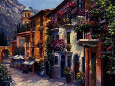 Village Hideaway by Howard Behrens