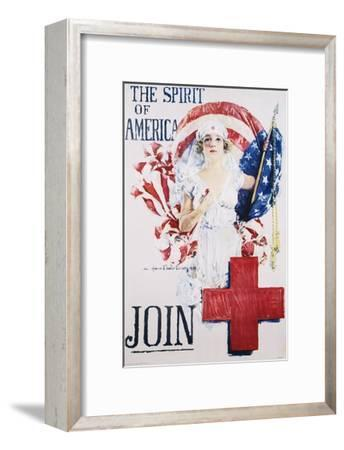 The Spirit of America Recruitment Poster