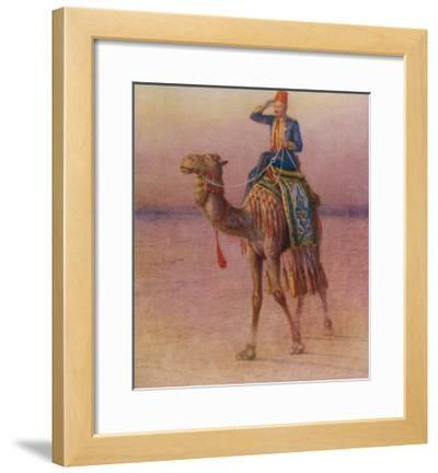 General Charles Gordon's Single-Handed Expedition to Dava on a Camel