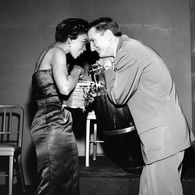 Josephine Premice, Bobby Troup - 1956