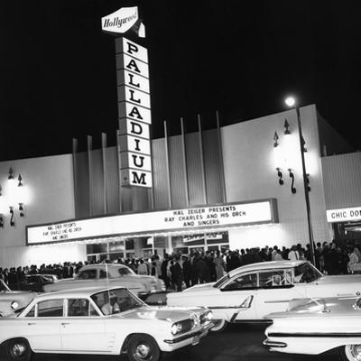 Ray Charles Performance - 1963