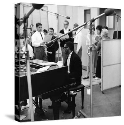 Ray Charles Recording Session