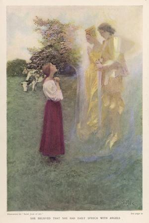 Joan of Arc French Heroine