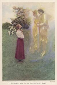 Joan of Arc French Heroine by Howard Pyle