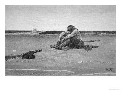 Pirate Marooned on a Desert Isle, 1887