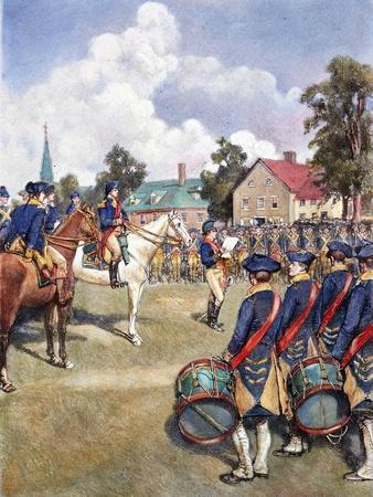 Washington's Army, 1776