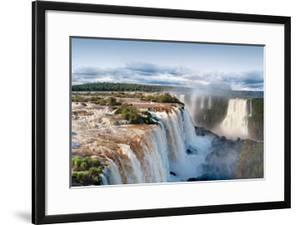 Iguazu Water Fall II by Howard Ruby