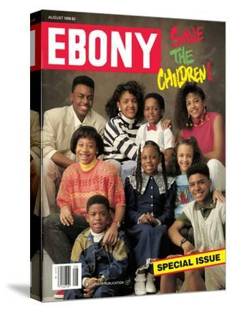 Ebony August 1988