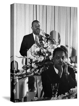 Ralph Abernathy, SCLC Convention - 1967