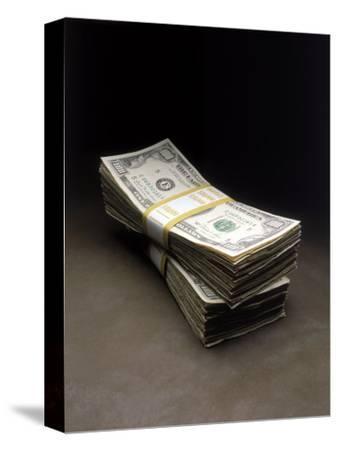 Bundles of Hundred Dollar Bills