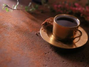 Cup of Coffee by Howard Sokol