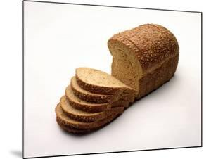 Sliced Loaf of Bread by Howard Sokol