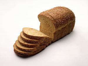 Sliced Loaf of Bread by Howard Sokol
