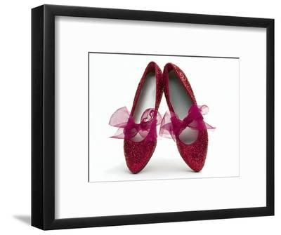 Sparkling Red Shoes