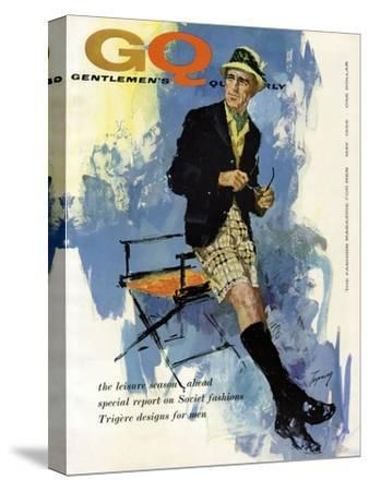 GQ Cover - May 1959