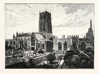 Howden Church: View from the South East--Giclee Print