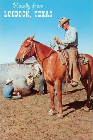Howdy from Lubbock, Branding