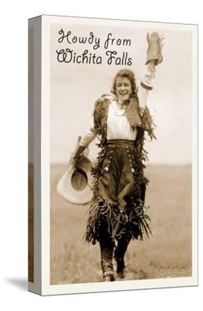 Howdy from Wichita Falls, Texas