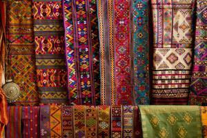 Bhutan Fabrics for Sale, Bhutan by Howie Garber