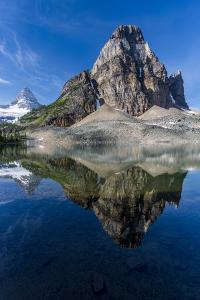 Mount Assiniboine Provincial Park, British Columbia, Canada by Howie Garber