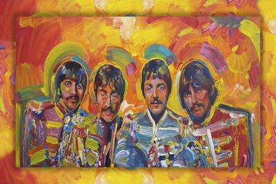 Beatles Sgt-Peppers