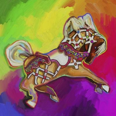 Carousal Pony by Howie Green