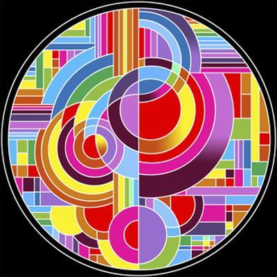 Circles 1 by Howie Green