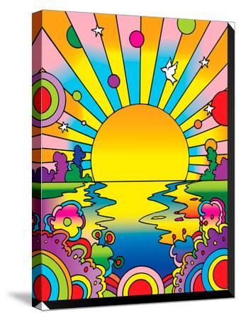 Cosmic Sun by Howie Green
