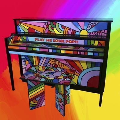 Piano-1016 by Howie Green