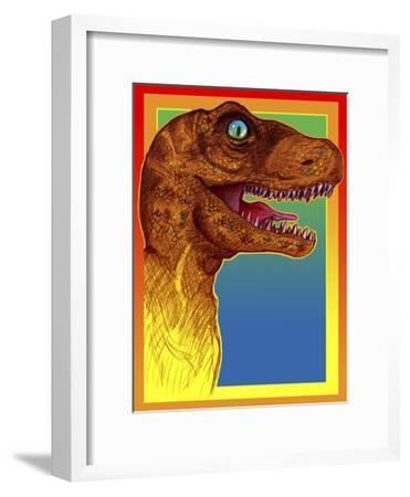 Pop Art Dinosaur 3