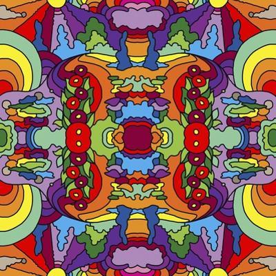 Psychadelic-landscape-1017 by Howie Green