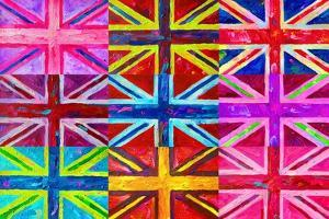 Union Jacks by Howie Green