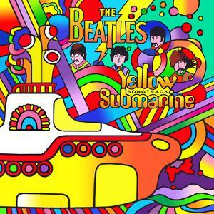 Yellow Submarine by Howie Green
