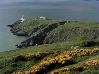 Howth Head Lighthouse, County Dublin, Eire (Republic of Ireland)-G Richardson-Photographic Print