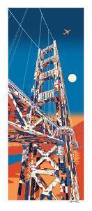 Golden Gate Bridge by HR-FM