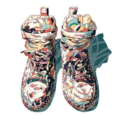 Sneaker by HR-FM
